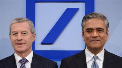 deutsche bank kurs quot strategie2015 quot angepasst deutsche bank br 252 tet 252 ber