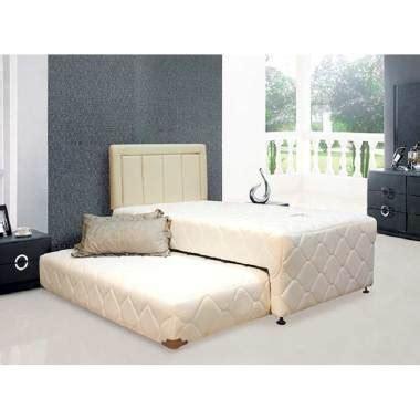 Kasur Bed Porter jual porter kasur 2in1 valiant standard set springbed