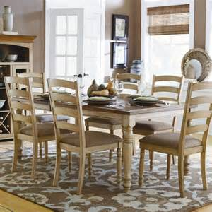tone extendable wooden dining