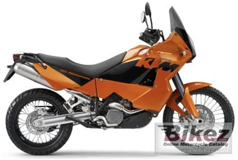 2005 Ktm 950 Adventure Review 2005 Ktm 950 Adventure Orange Specifications And Pictures