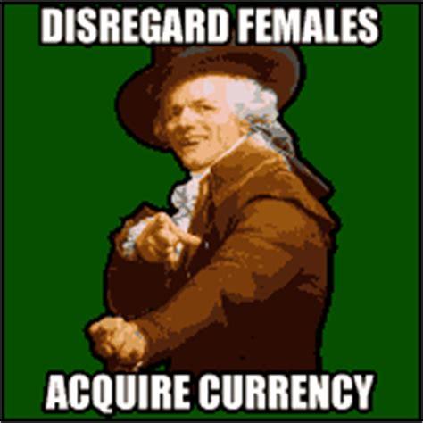 Disregard Females Acquire Currency Meme - violence is the answer sometimes violence is the answer