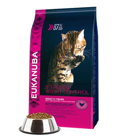 gatti sterilizzati alimentazione eukanuba adulto alimento secco per gatti sterilizzati