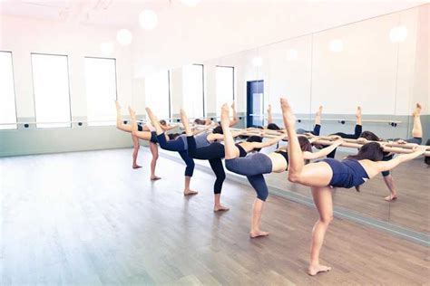 the benefits of barre workout femina in