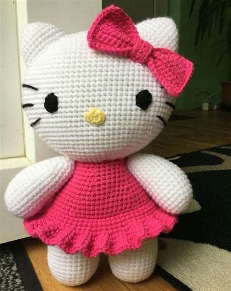amigurumi kitty pattern free 241 best images about hello kitty free crochet pattern on
