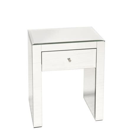 Small Mirrored Nightstand by Small Mirrored Nightstand Inovation Decorations All