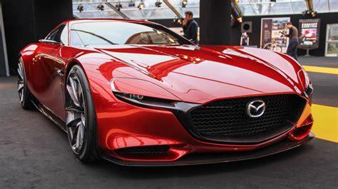 Mazda Rx Vision by Mazda Rx Vision Le Magnifique Concept Mazda Au Salon De
