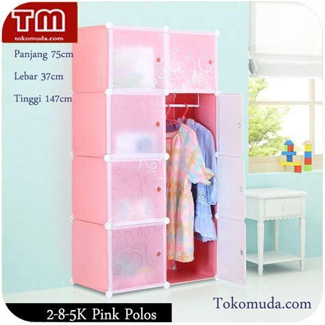 Lemari Plastik 8 Pintu By Toko Ani lemari plastic baju anti air transparan pintu lemari