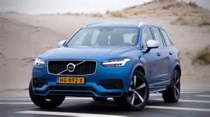 Www Volvo De Test Volvo Xc90 T8 Engine Awd R Design Rijtesten Nl