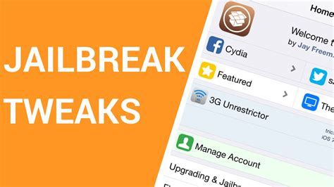 News To Check Out by Itechblog Bring News Everyday 8 Jailbreak Tweaks To Check