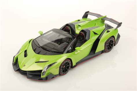 lambo models lamborghini veneno roadster 1 18 mr collection models