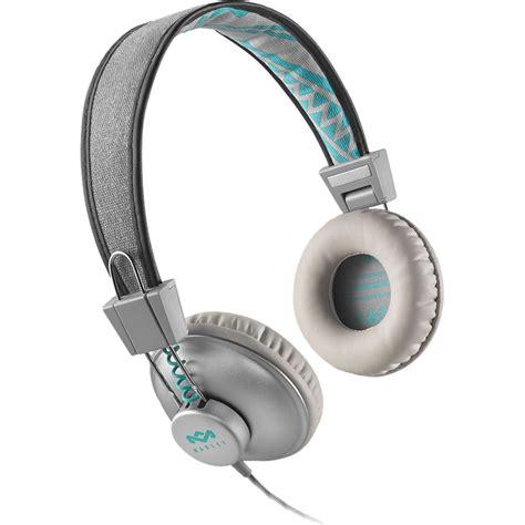 House Of Marley Headphones by House Of Marley Positive Vibration On Ear Headphones Em