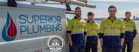 Perth Plumbing Services plumber perth superior plumbing drainage gas