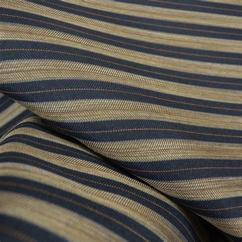 black and gold curtain fabric black gold brown horizontal stripe upholstery fabric