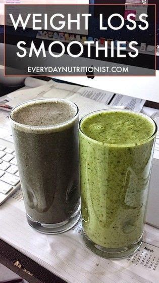 5 weight loss smoothies 5 weight loss smoothies for breakfast smoothies weight