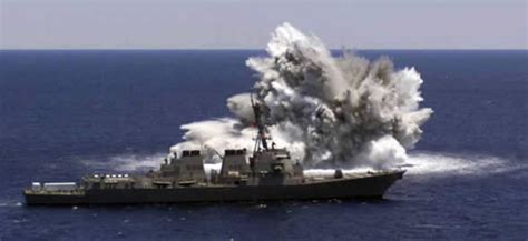 Shock Trail The Shocking Strategy That Dooms The Littoral Combat Ship