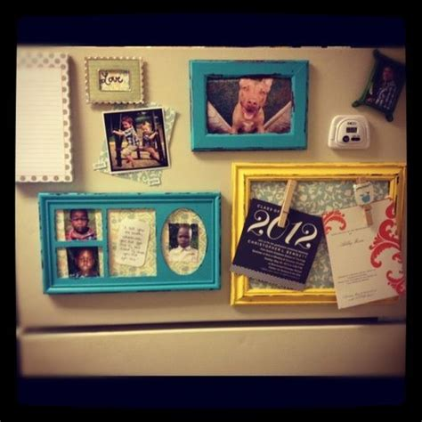 magnet diy projects diy fridge magnet picture frame diy posts the o jays and photos