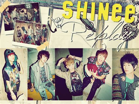 Japan Shinee Replay shinee replay japan ver wallpaper by super naruman junior