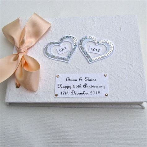 35th Wedding Anniversary by Gift Ideas 35th Wedding Anniversary Imbusy For