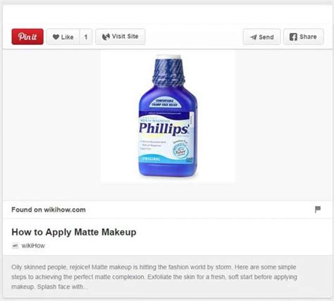 milk of magnesia after c section 10 pinterest beauty hacks that are bad ideas houston