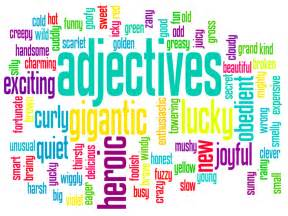 adverbs and adjectives are not your friends