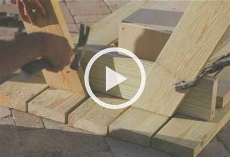 diy picnic table legs how to build a picnic table with built in cooler at the