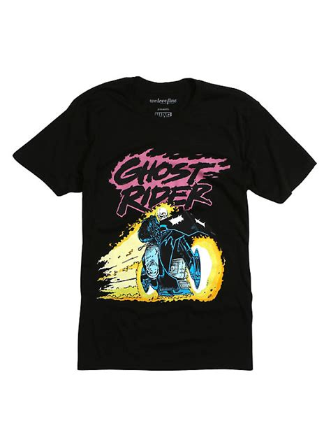 T Shirt The Gost marvel ghost rider t shirt topic