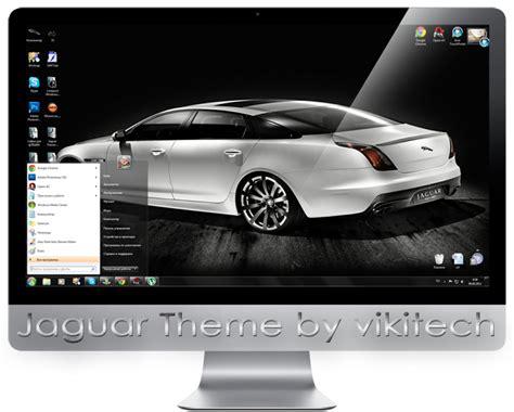 download themes for windows 7 from vikitech jaguar theme by vikitech 187 malinor ru темы для windows