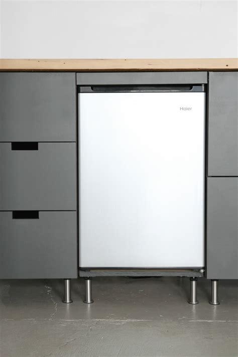 mini fridge cabinet ikea house tweaking