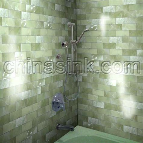 green onyx bathroom green onyx subway tile bathroom home randoms pinterest