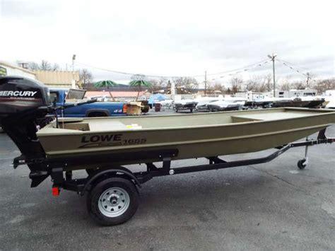 lowe jon boats used 2016 used lowe roughneck 1655 br jon boat for sale