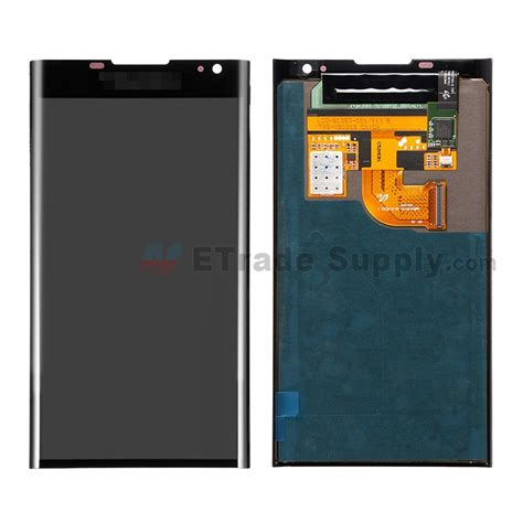 blackberry priv lcd screen and digitizer assembly black