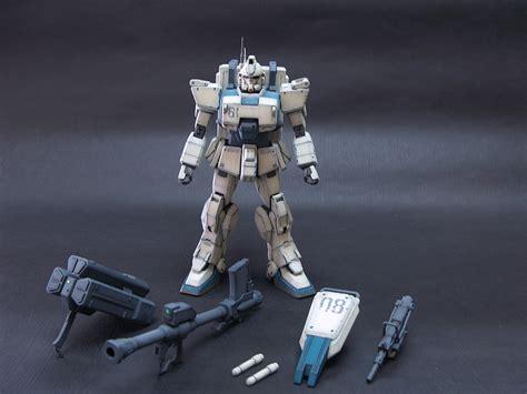 Gundam Mg 1 100 Rx 79 G Ez8 1 100 rx 79 g ez 8 gundam ez8 assembled painted no 14 big size images gunjap