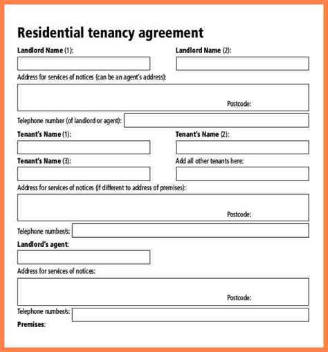 assured short term tenancy agreement template