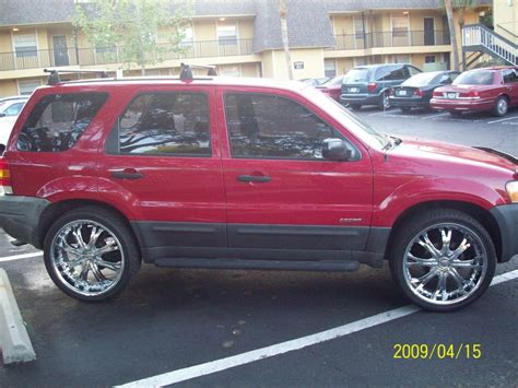 2001 Ford Escape by 2001 Ford Escape Information And Photos Zombiedrive