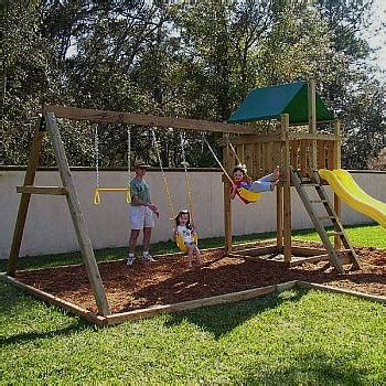 swing set designs swing set designs plans woodideas