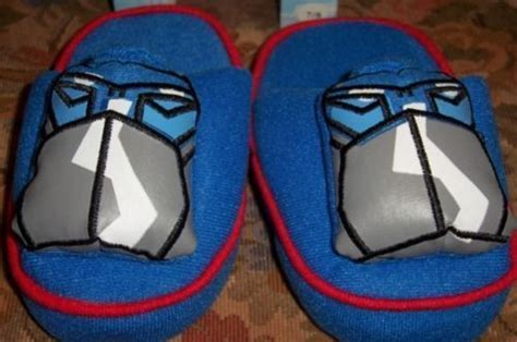 optimus prime slippers transformers optimus prime toddler slippers sz 7 8 new
