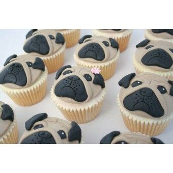 pug cupcakes for sale 25 best ideas about pug cupcakes on pug birthday cake pug cake and