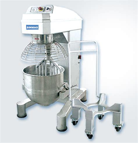 Mixer Sinmag sm 80l planetary mixers sinmag equipment wuxi co ltd spiral mixers bowl lifters dividers d