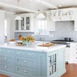 coastal design tips quot beachy quot kitchen decor