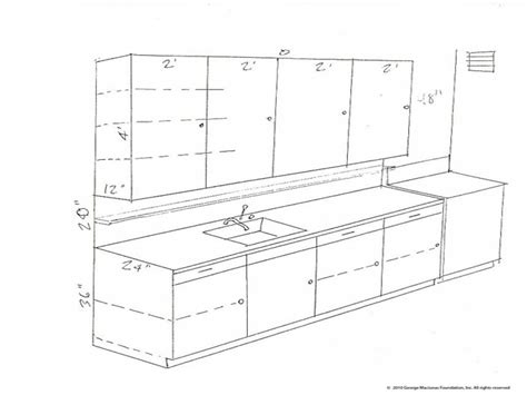Standard Cutlery Drawer Size by Standard Kitchen Cabinets
