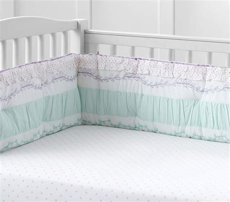 organic baby bedding organic harper baby bedding sets pottery barn kids