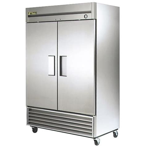 2 Door Freezer by Buy True T 49f Solid 2 Door Reach In Freezer T Series At