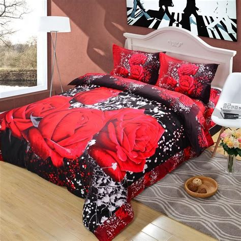 red rose comforter set direct new comforter bedding sets 3d bed sheet set duvet