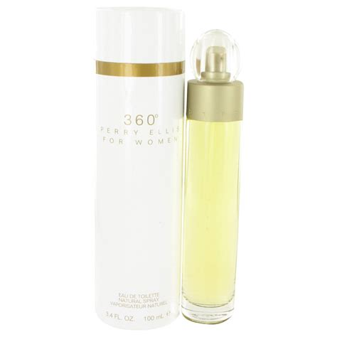 Perry Ellis 360 For 360 perfume for by perry ellis eau de toilette spray