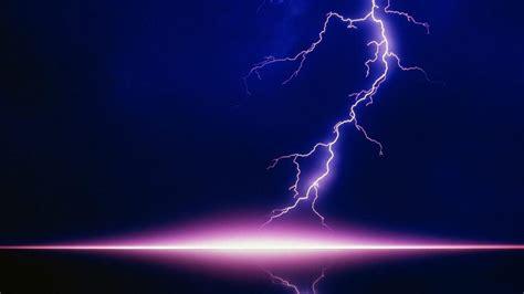 lightning wallpapers blue hd lightning violet