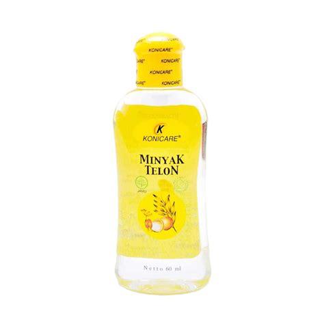 Minyak Gandapura 60 Ml jual konicare minyak telon 60 ml harga kualitas terjamin blibli