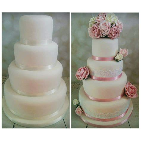 Decorate your own wedding cake!   Vanilla Nova Cakes