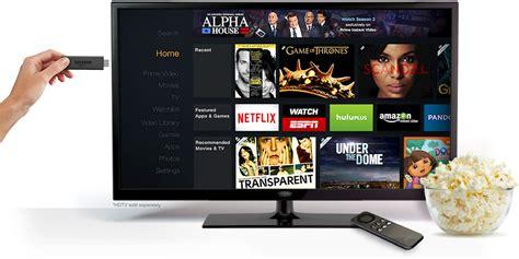 amazon tv amazon announces the fire stick a 39 chromecast competitor