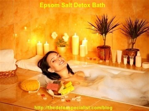Can You Drink Epsom Salts To Detox by Best Home Remedies For Detoxing Detox