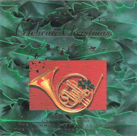Canadian Brass Piringan Hitam Vinyl sandi patti featuring canadian brass the mormon tabernacle choir the symphony